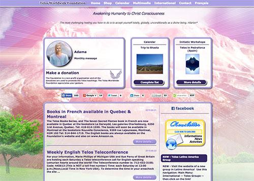 Site Telos mondial